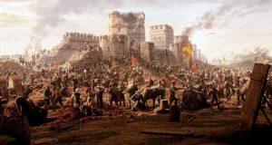 Asediul Constantinopolului