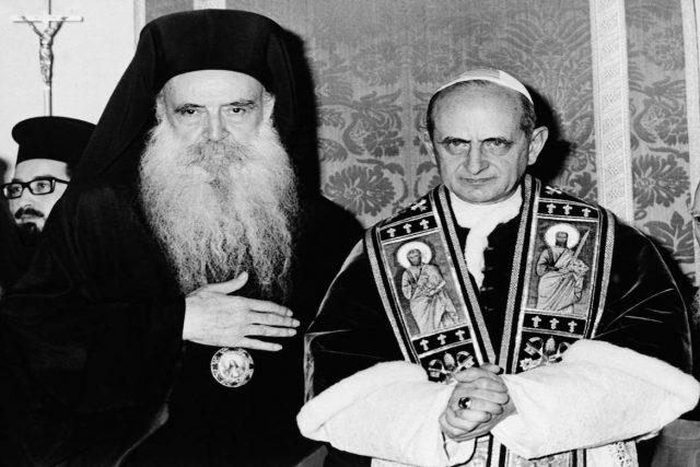 Patriarhul eretic Athenagoras