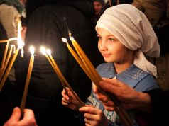 Copil crescut in ortodoxie