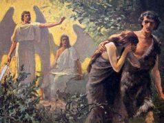 Adam si Eva alungati din Rai