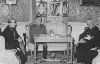 Doi criminali de razboi: Ante Pavelic si Cardinalul Stepinac
