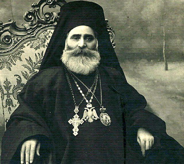 Patriarhul mason Meletie Metaxakis