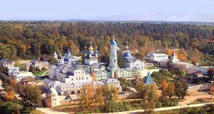 Manastirea Optina, Rusia