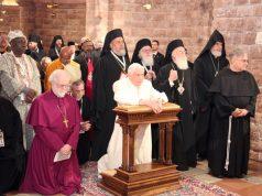 Rugaciunea in comun cu ereticii