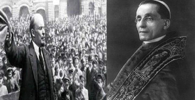 Vaticanul si bolsevismul