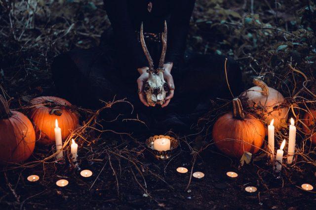 Halloween sau sarbatorirea satanei