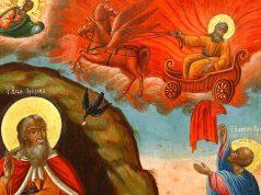 Sfantul Prooroc Ilie Tesviteanul