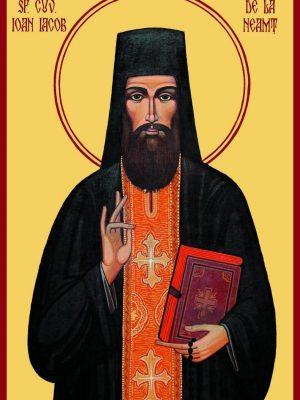 Sf. Ioan Iacob Romanul