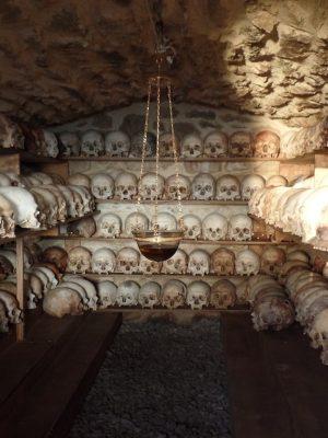 Osuar Sf. Munte Athos