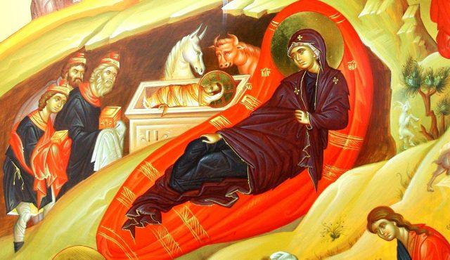 Nasterea Domnului nostru Iisus Hristos