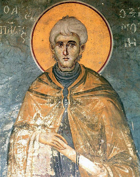 Sf. Pavel Xiropotamul