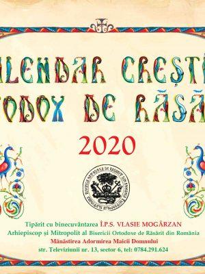 Calendar birou 2020