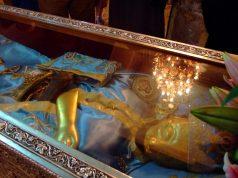 Moastele Sfantului Ioan Rusul